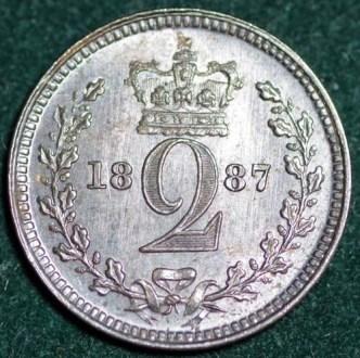 1887 Maundy 2d Rev