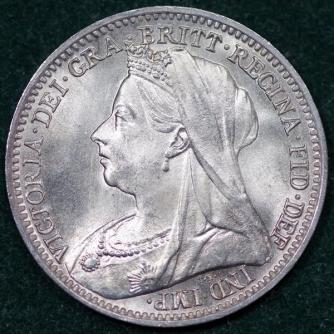 1898 Maundy 3d Victoria Obv Web